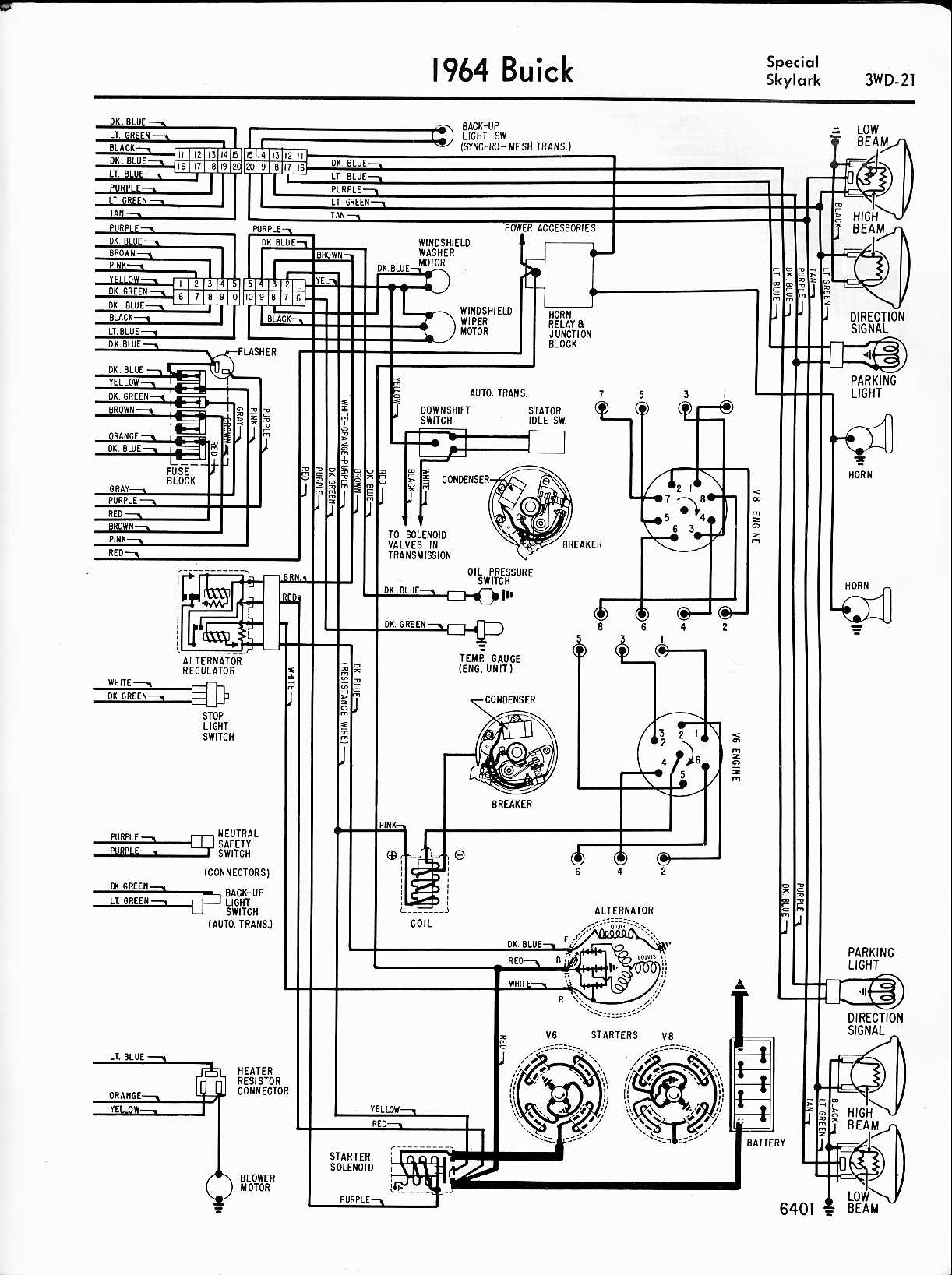 92 Buick V6 Firing Order Diagram Free Image About