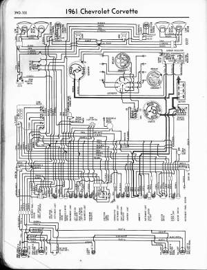 1960 Chevy Ignition Wiring Diagram | Online Wiring Diagram