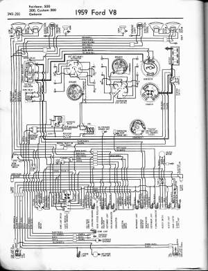 5765 Ford Wiring Diagrams
