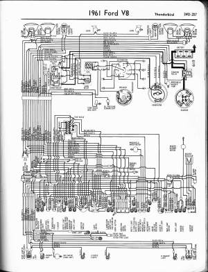T Bird Wiring Diagram Ford Thunderbird Seat Diagrams