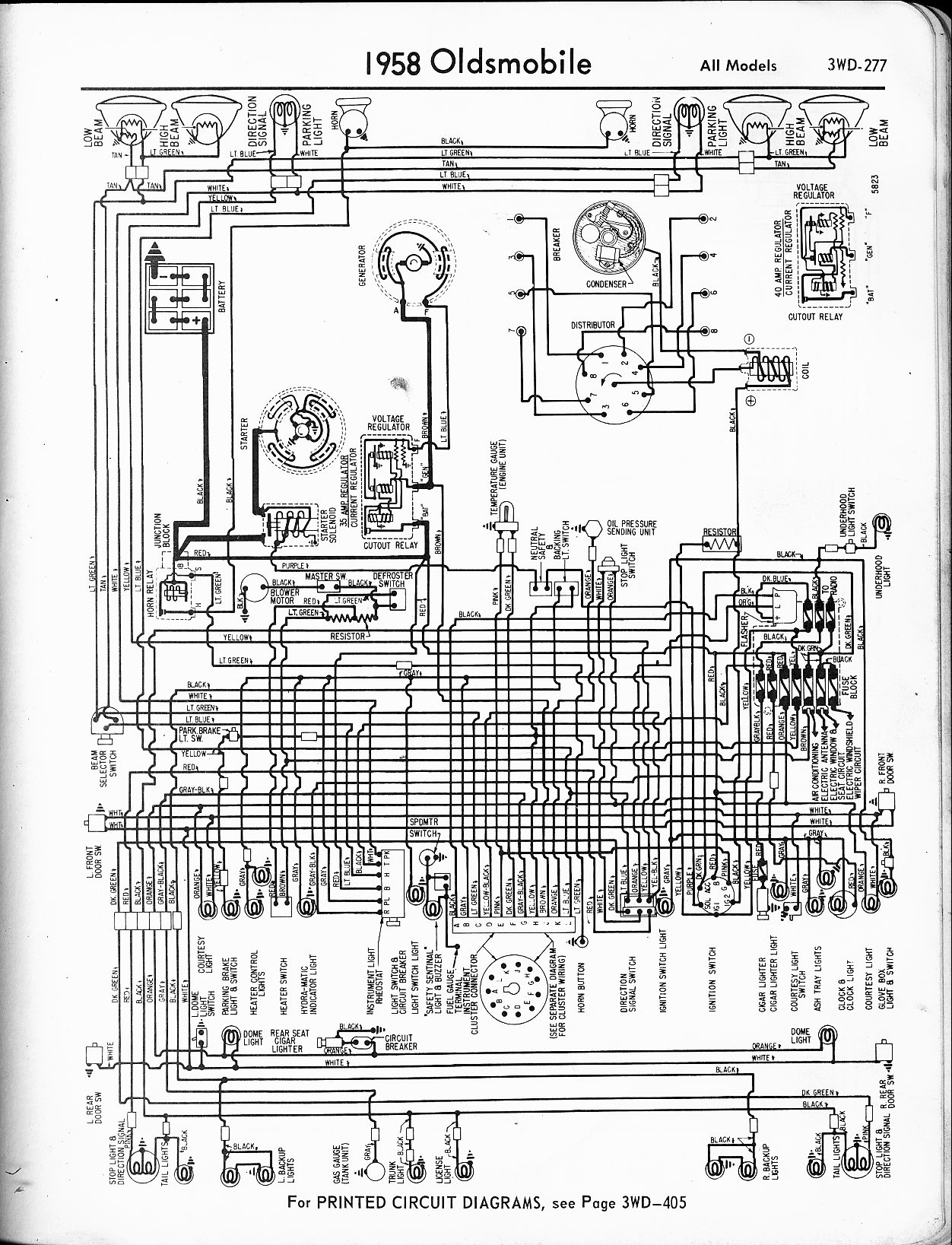 Diagram Oldsmobile 442 Wiring Diagram Full Version