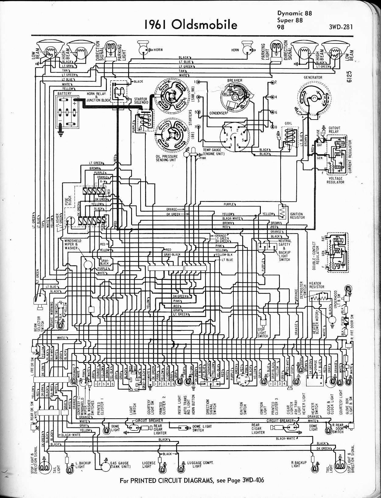 Oldsmobile wiring diagrams the old car manual project triumph wiring diagrams 2003 oldsmobile alero exhaust diagram 1995 oldsmobile wiring diagrams on 1962