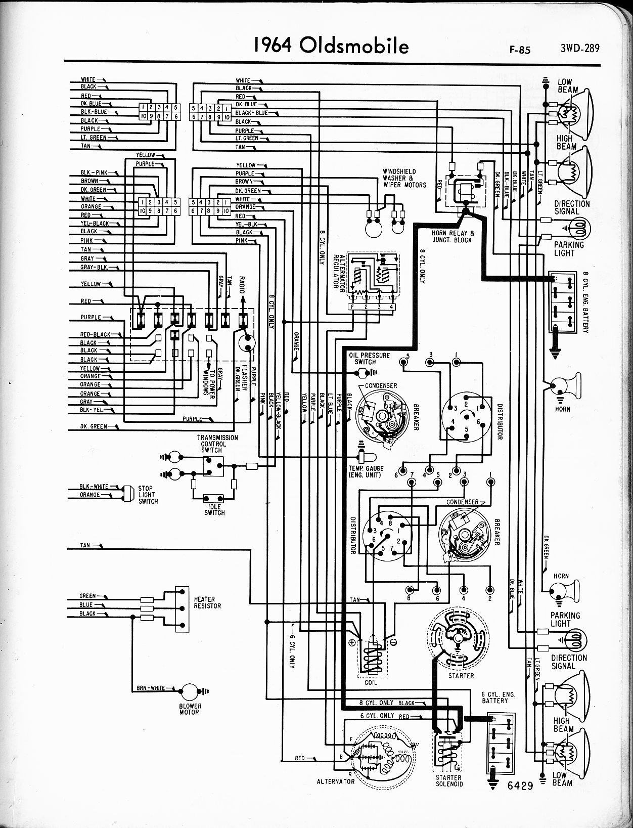 Radio Wiring Harness Diagram On Oldsmobile Silhouette