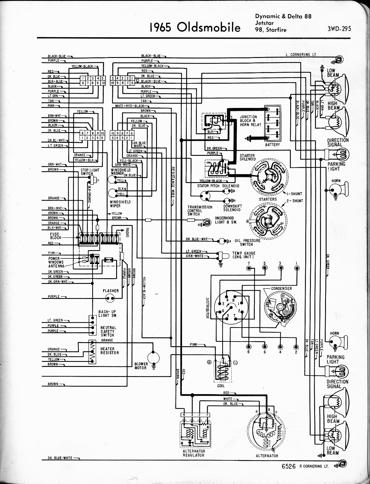 DIAGRAM 1950 Oldsmobile Wiring Diagram FULL Version HD ...