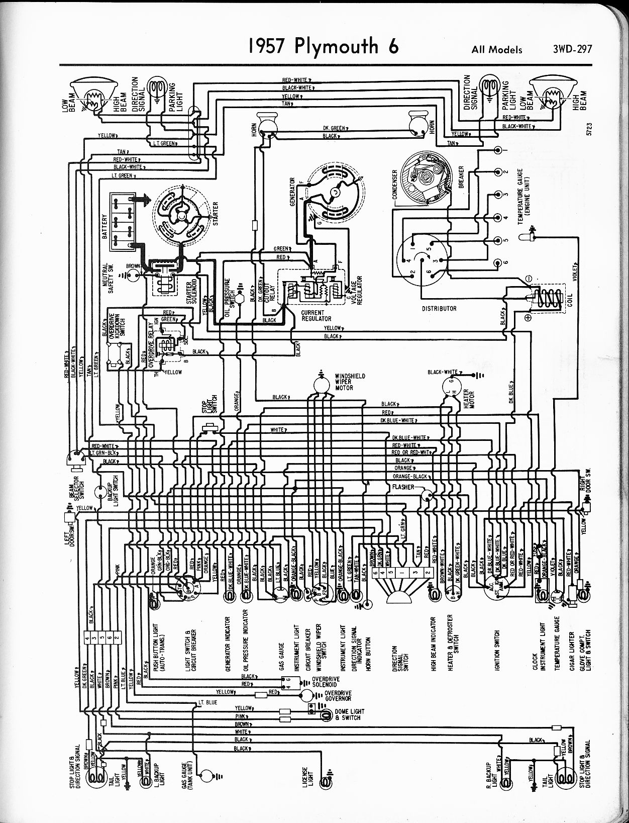 Gmc Wiring Diagram Color