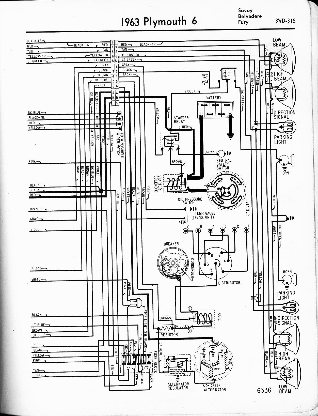 Chrysler Engine Diagram