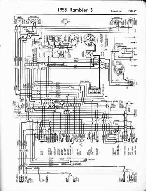 Nash Metropolitan Wiring Diagram  Wiring Diagram Pictures