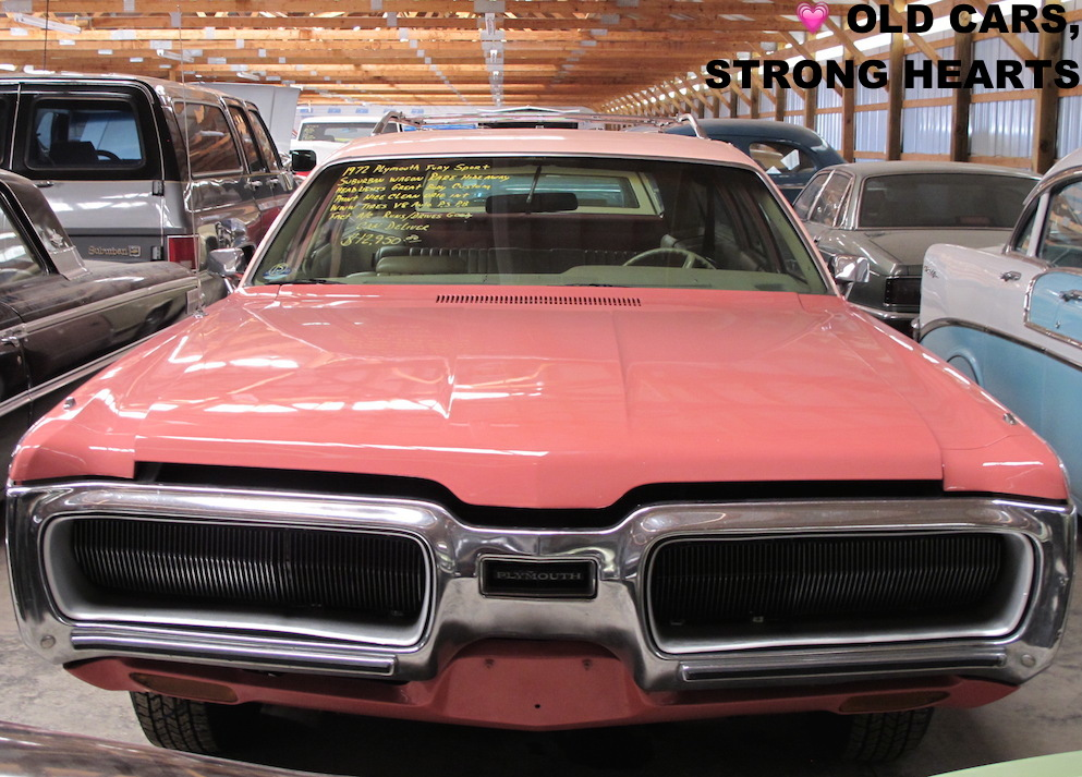 AUTOMOTIVE DAILY | OLD CARS, STRONG HEARTS