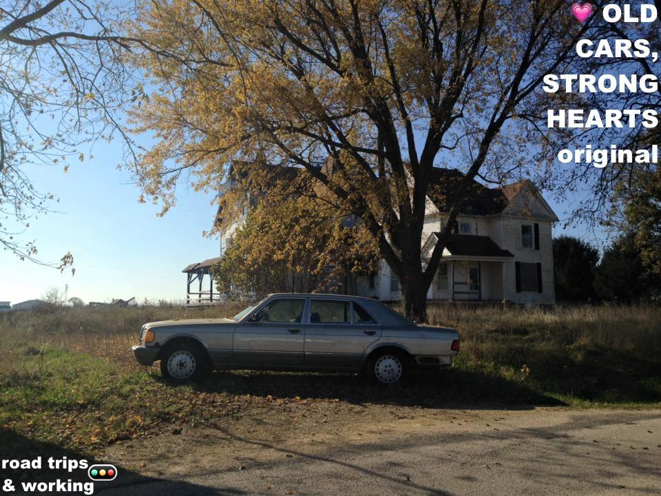 Old Cars, Strong Hearts