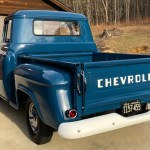 Car Of The Week 1958 Chevrolet Apache Old Cars Weekly