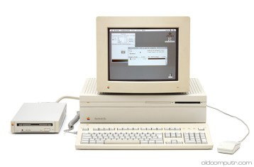 Apple Macintosh IIfx - complete system