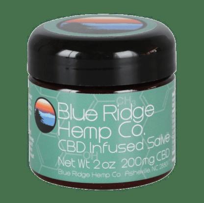 Blue Ridge Hemp Co. CBD-Infused Salve