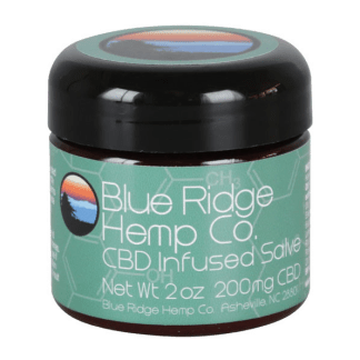Blue Ridge Hemp Co. CBD-Infused Salve