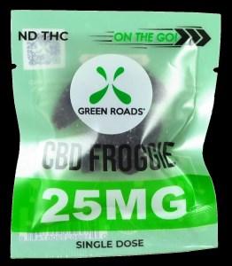 25 mg Froggie