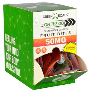 Green Roads Fruit Bites 30-pack