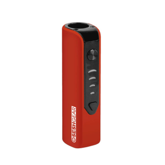 Sesh Gear Mobi Variable Voltage Vape Battery - Red