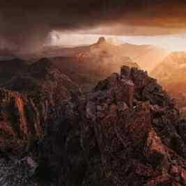 Mordor, автор — Aaron Jones на 500px.com