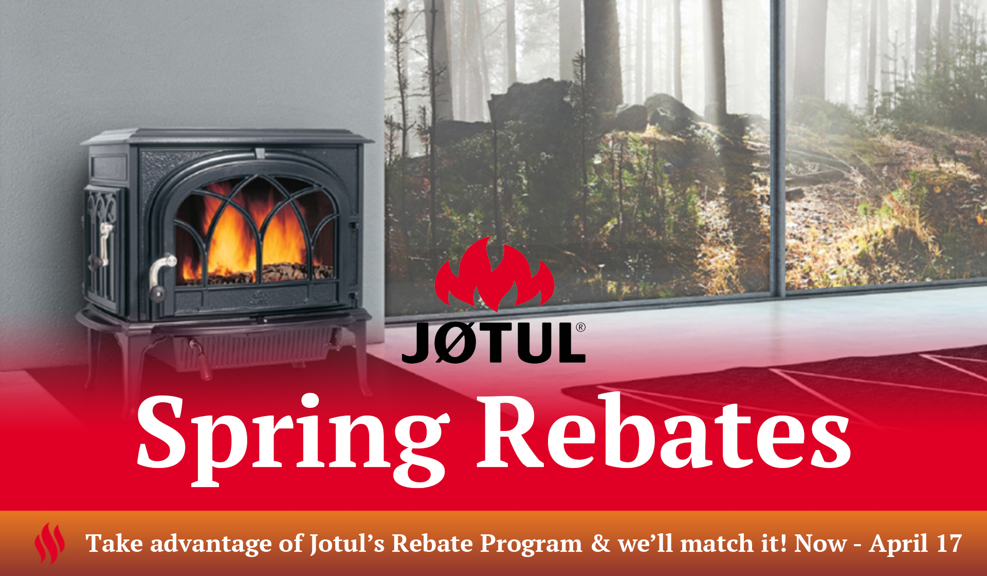 jotul 2017 spring consumer rebate olde hadleigh hearth and
