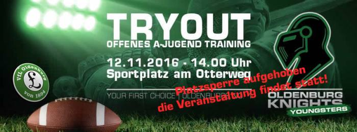 tryout