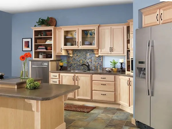Quality Cabinets and Woodstar Cabinets Distributor | H.J.O. on Natural Maple Cabinets  id=67829