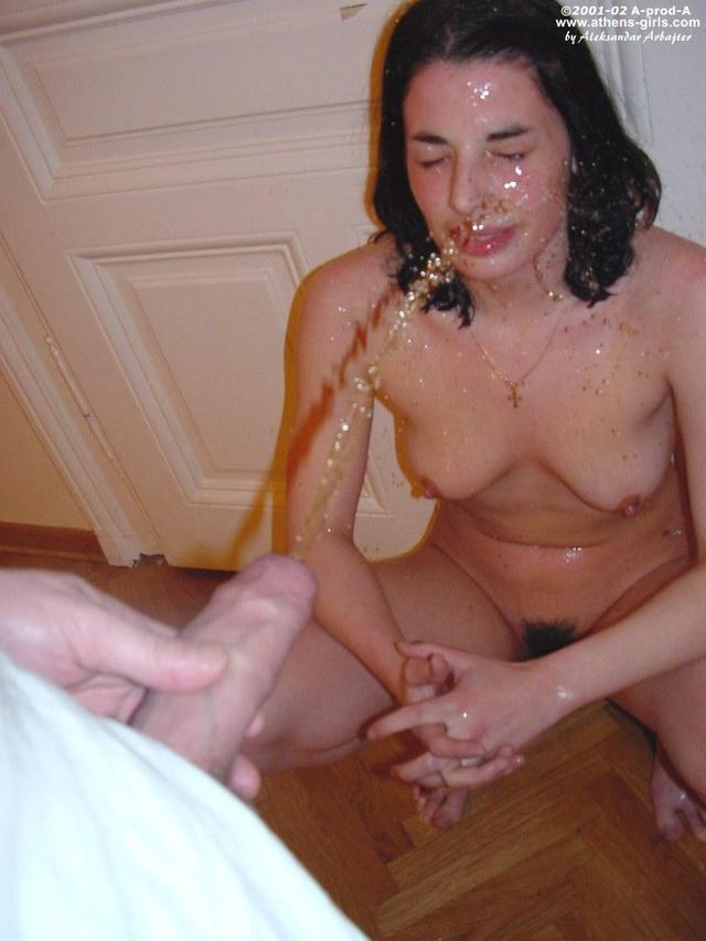 Amateur Milf Golden Shower