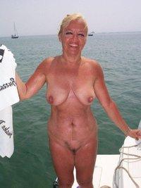 nude male swimming