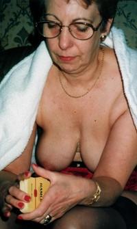 amateur big saggy tits