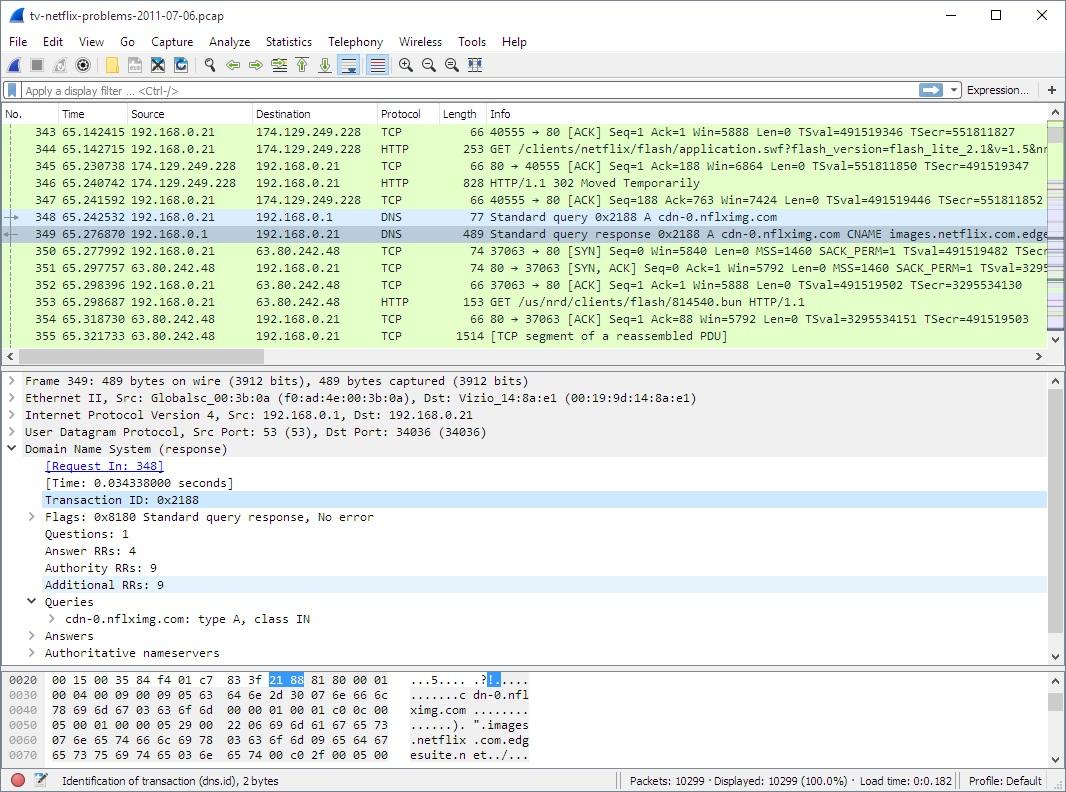 Viewing Wireshark For Mac 64bit 2 2 8