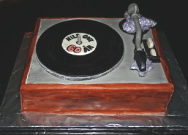 Kakebaking - Bursdagskaker