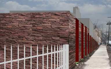 Wall after Intervention