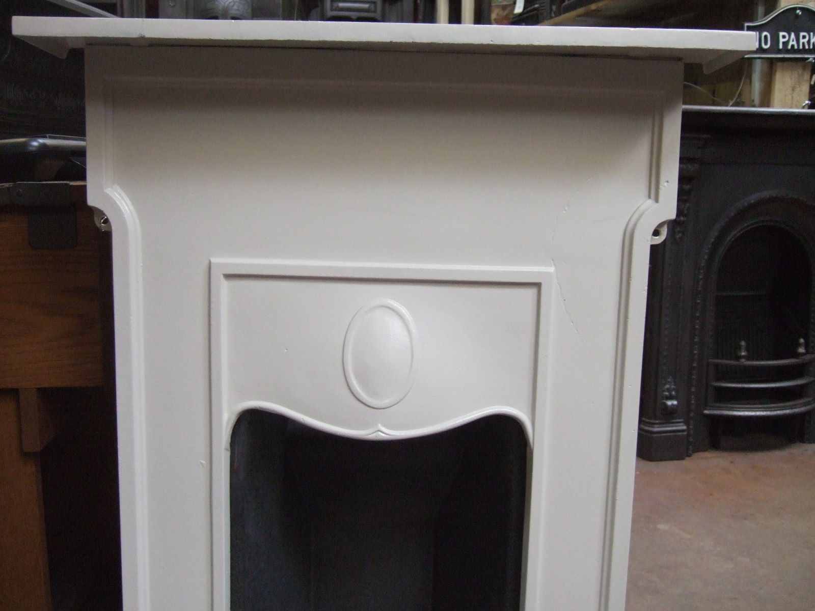 Original Edwardian Bedroom Fireplace 101B Old Fireplaces
