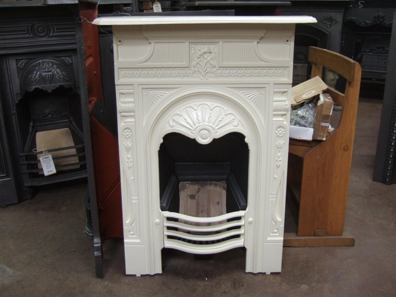 Arts And Crafts Bedroom Fireplace