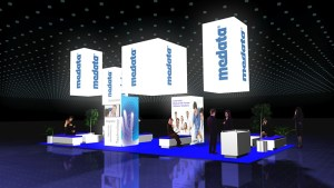 island trade show display