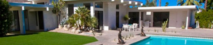 short-term vacation rental palm springs