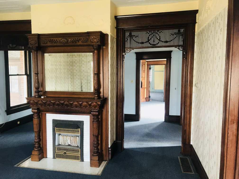 Ohio 1868 Historic Bosworth-Biszantz House
