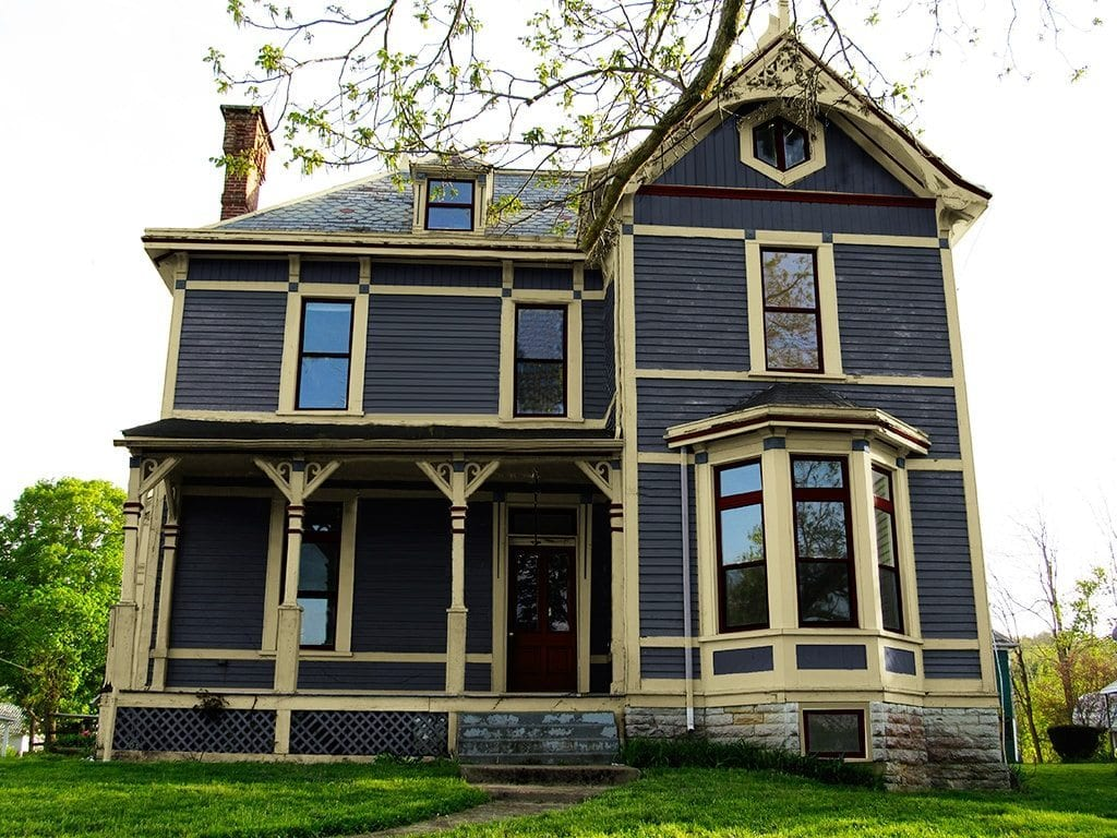 Exterior Paint Colors - Consulting for Old Houses - Sample ... on Painting Ideas For House  id=81695