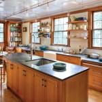 Modern Craftsman Kitchen Old House Journal Magazine