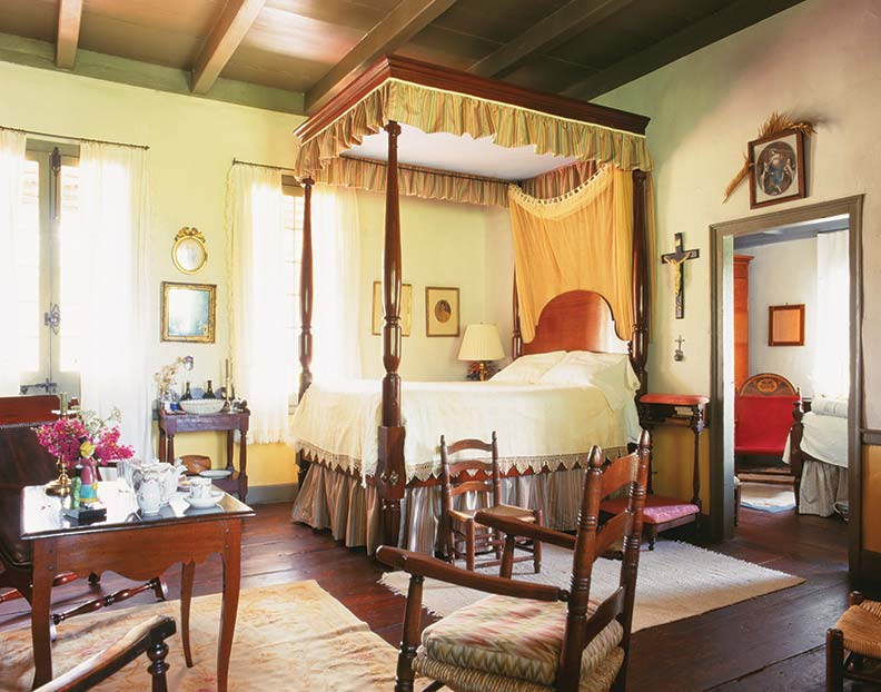 Authentic Restoration Of A Creole Cottage Old House