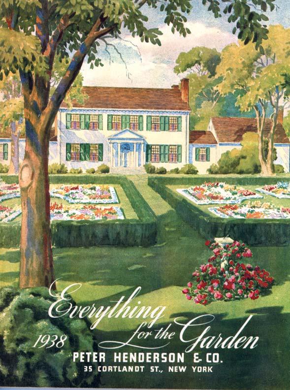 8 Garden Designs for Old Houses - Restoration & Design for ...