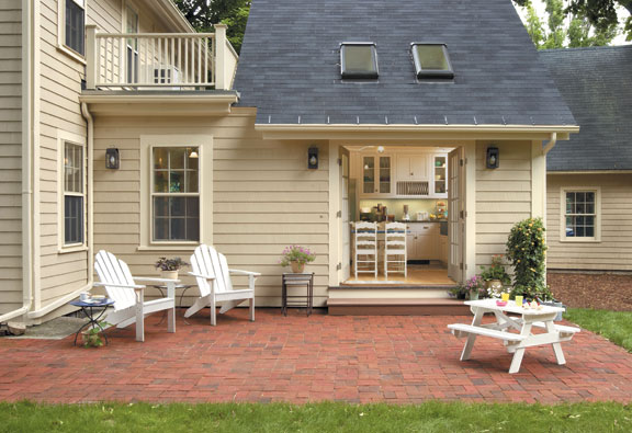 5 Ideas for Adding On - Old House Journal Magazine on Add On Patio Ideas  id=65269