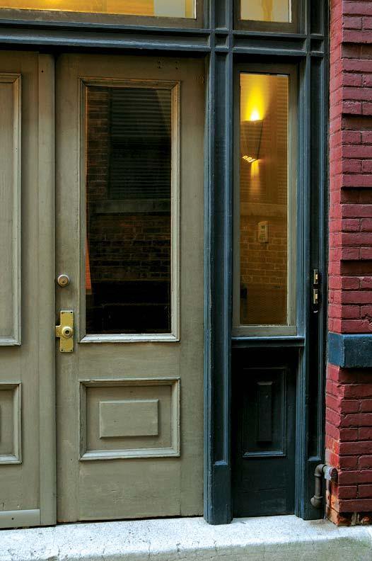 How To Caulk A Door Restoration Amp Design For The Vintage