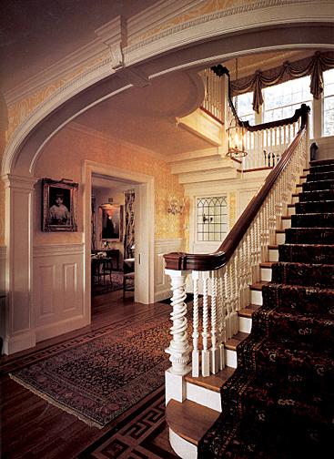 Colonial Revival Interior Design Restoration Amp Design