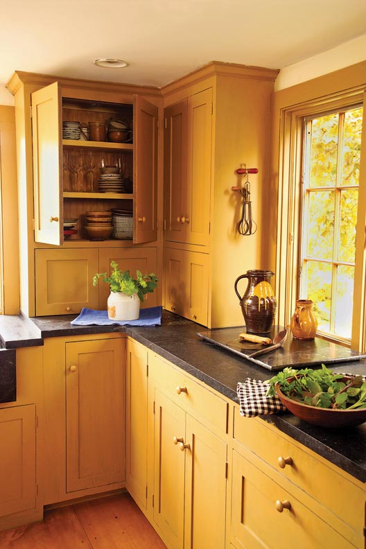The Best Countertop Choices for Old-House Kitchens ... on Modern:0Bjn4Cem9Be= Kitchen Counter  id=60547
