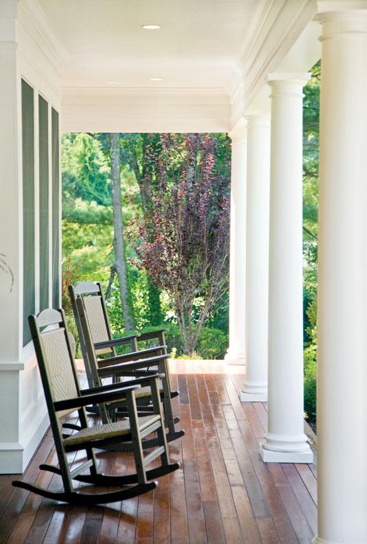 Designs For Farmhouse Porches Restoration Amp Design For