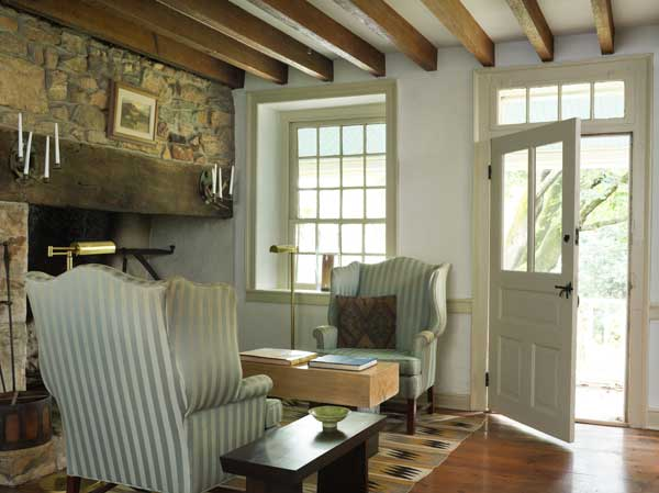 Shaker Simplicity In A Stone House Restoration Amp Design