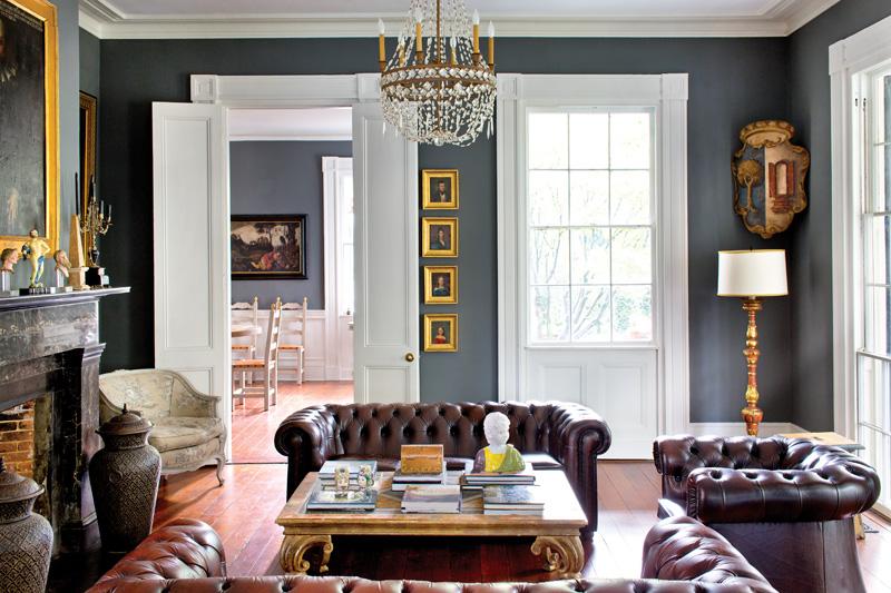 Tale Of A Charleston Single House Restoration Amp Design