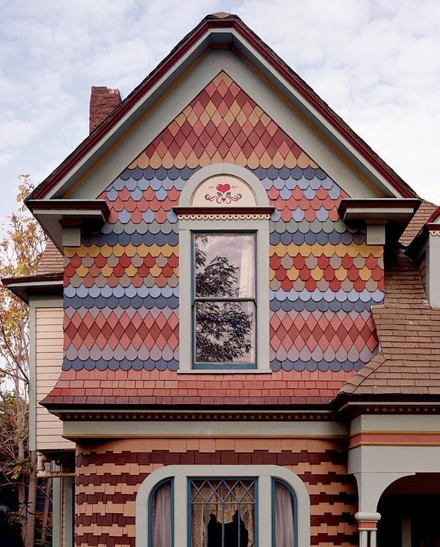 Decorative Shingling Ideas - Old House Journal Magazine on House Siding Ideas  id=65912