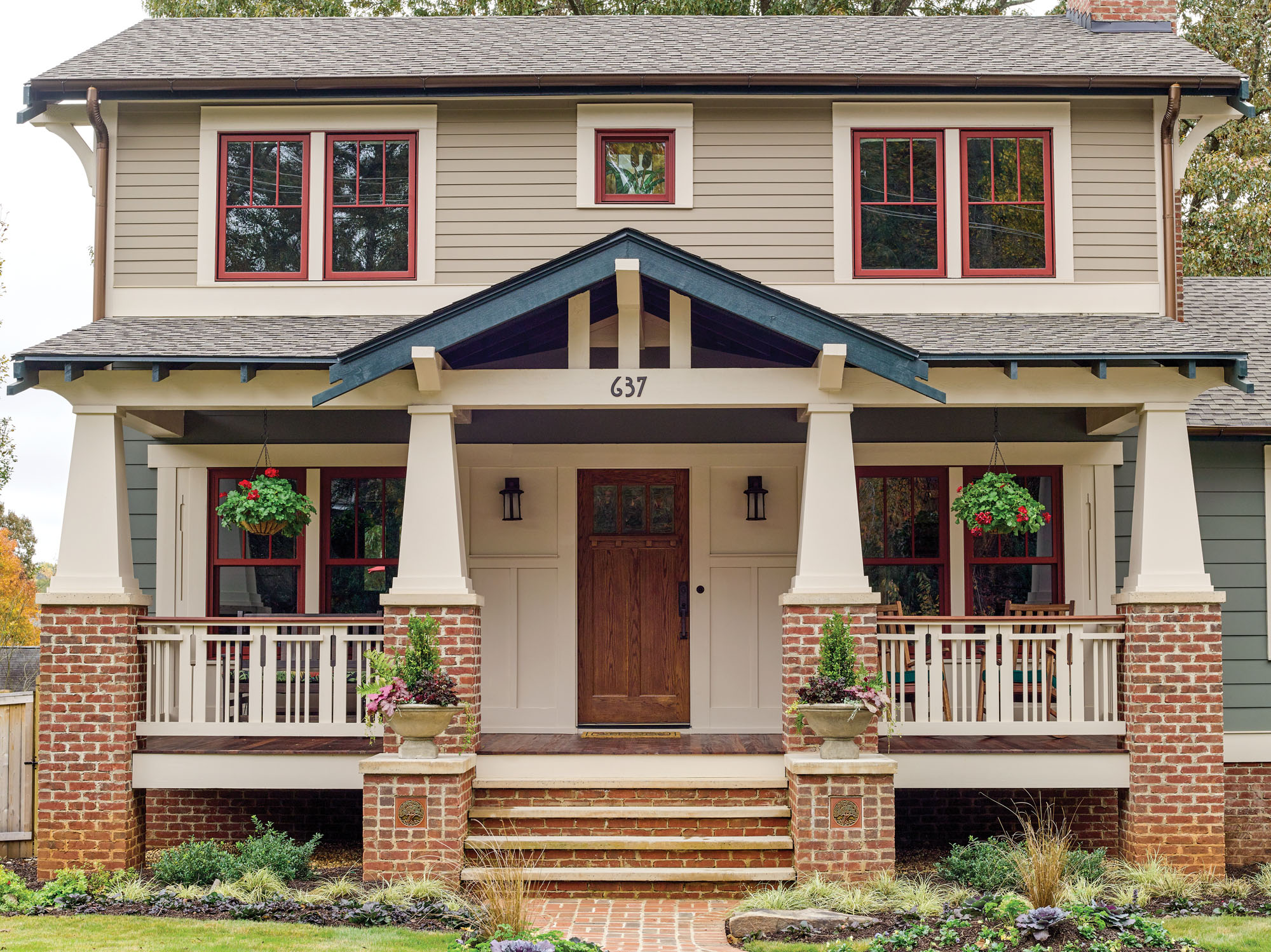 A Craftsman Makeover Old House Journal Magazine