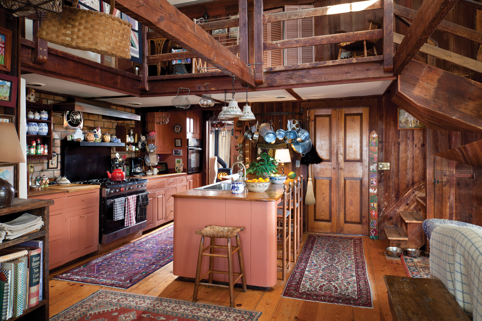Old Farmhouse Kitchens Pictures