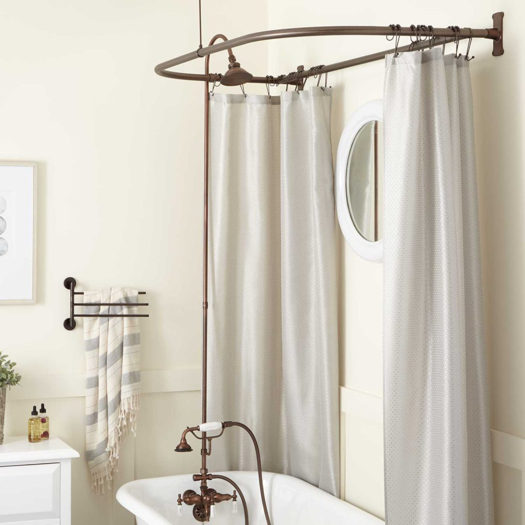 classic bath without losing its charm